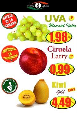Ofertas de Frutas Nieves  en el folleto de Torrejón