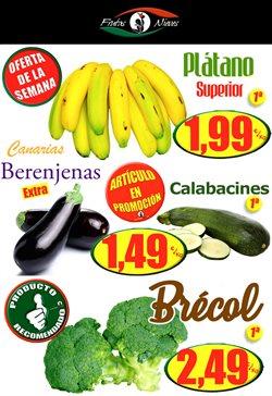 Ofertas de Frutas Nieves  en el folleto de Las Rozas