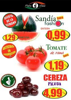 Catálogo Frutas Nieves en Majadahonda ( 3 días más )