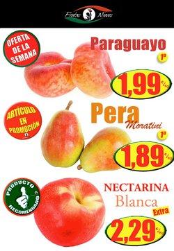 Catálogo Frutas Nieves en Leganés ( 3 días más )