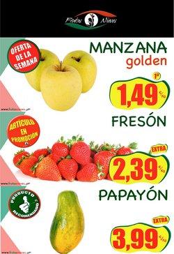 Catálogo Frutas Nieves ( Publicado hoy)