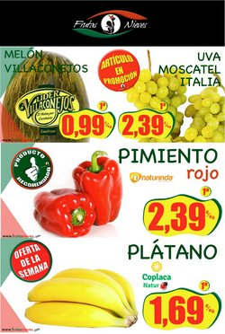 Catálogo Frutas Nieves ( Caduca mañana)
