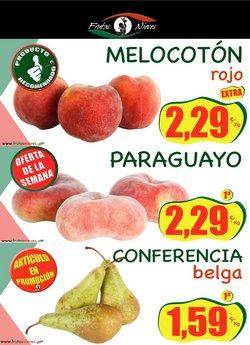 Catálogo Frutas Nieves ( 2 días más)