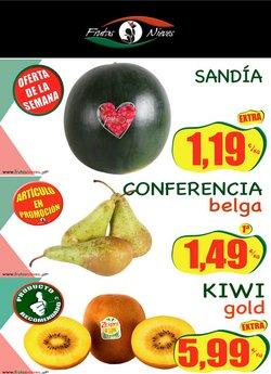 Catálogo Frutas Nieves ( Caduca hoy)