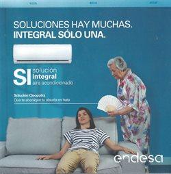 Ofertas de Bancos y seguros  en el folleto de ENDESA en Madrid