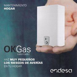 Ofertas de Bancos y seguros  en el folleto de ENDESA en Puçol