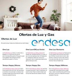 Ofertas de ENDESA en el catálogo de ENDESA ( 4 días más)