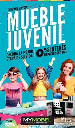 Ofertas de MyMobel  en el folleto de Valencia