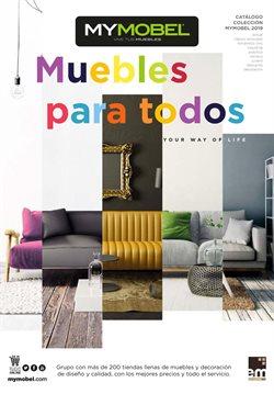 Ofertas de Hogar y Muebles  en el folleto de MyMobel en Ávila