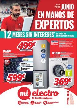 Ofertas de Informática y Electrónica en el catálogo de Mi electro ( 18 días más)