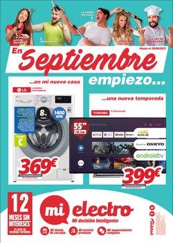 Ofertas de Informática y Electrónica en el catálogo de Mi electro ( 14 días más)