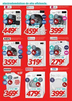 Ofertas de Electrolux  en el folleto de Mi electro en Madrid