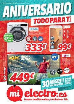 Ofertas de Tv led  en el folleto de Mi electro en Palamos