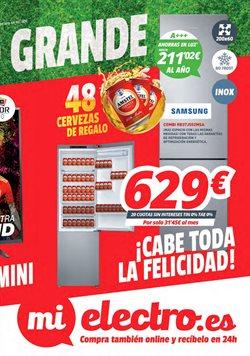Ofertas de Mi electro  en el folleto de Madrid