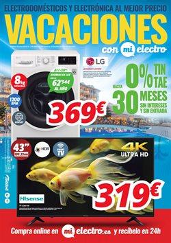 Ofertas de Mi electro  en el folleto de Alicante