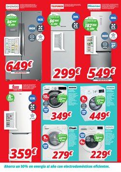 Ofertas de Siemens  en el folleto de Mi electro en Madrid