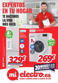 Ofertas de Mi electro  en el folleto de Lleida