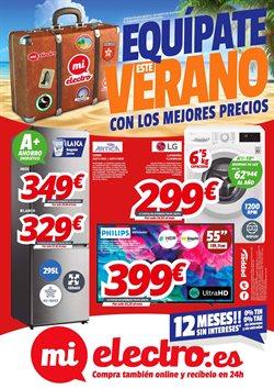 Ofertas de Mi electro  en el folleto de Prat de Llobregat