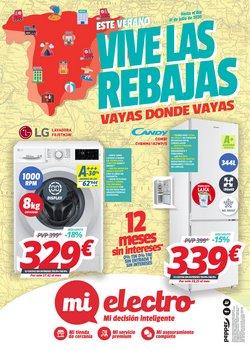 Catálogo Mi electro en Manzanares ( 23 días más )