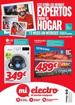 Catálogo Mi electro en Teruel ( 9 días más )