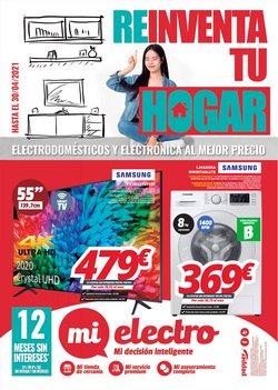 Catálogo Mi electro ( 14 días más)