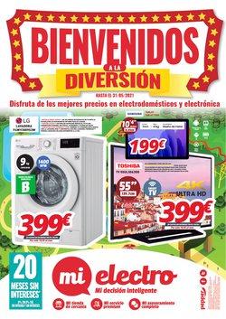 Ofertas de Informática y Electrónica en el catálogo de Mi electro ( 19 días más)