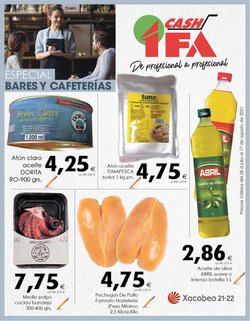 Catálogo Cash Ifa ( 15 días más)