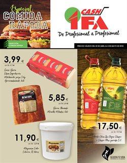 Ofertas de Cash Ifa  en el folleto de Vigo