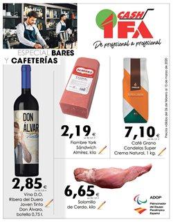 Ofertas de Hiper-Supermercados en el catálogo de Cash Ifa en Valladolid ( Publicado ayer )