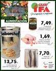 Ofertas de Hiper-Supermercados en el catálogo de Cash Ifa en Valladolid ( 5 días más )