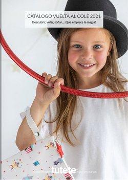Ofertas de Juguetes y Bebés en el catálogo de Tutete.com ( 4 días más)