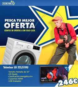 Ofertas de Euronics  en el folleto de Paterna