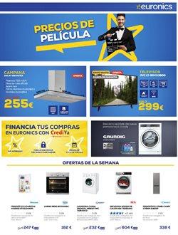 Catálogo Euronics en Donostia-San Sebastián ( 7 días más )