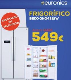 Catálogo Euronics en Vilafranca del Penedes ( 15 días más )