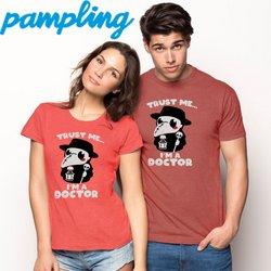Ofertas de Pampling en el catálogo de Pampling ( 14 días más)