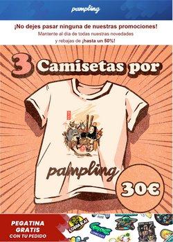Ofertas de Pampling en el catálogo de Pampling ( 5 días más)