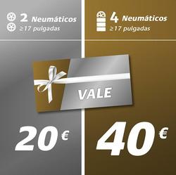 Ofertas de Neumáticos Online  en el folleto de Madrid
