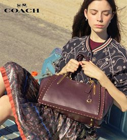 Ofertas de COACH New York  en el folleto de Madrid