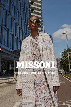 Ofertas de Missoni en el catálogo de Missoni ( Más de un mes)