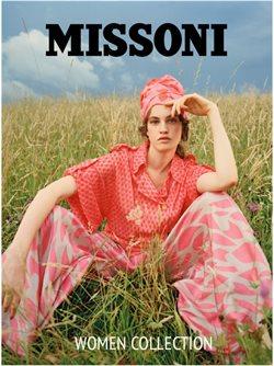Ofertas de Missoni  en el folleto de Las Rozas