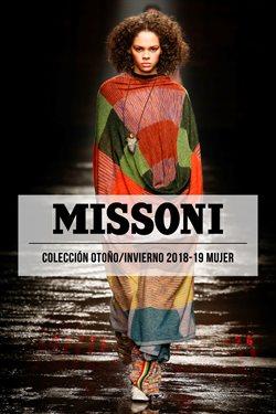 Ofertas de Missoni  en el folleto de Madrid