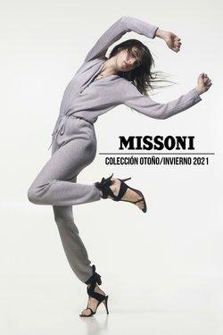 Ofertas de Missoni en el catálogo de Missoni ( 20 días más)