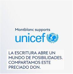 Ofertas de Montblanc  en el folleto de Madrid