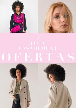 Ofertas de Lola Casademunt en el catálogo de Lola Casademunt ( Publicado hoy)