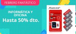 Ofertas de Aliexpress  en el folleto de Madrid