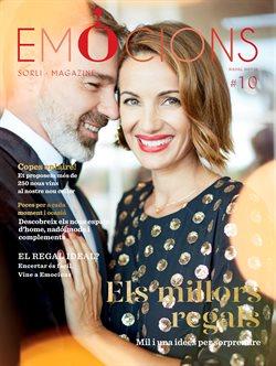 Ofertas de Sorli Emocions  en el folleto de Vilassar de Dalt