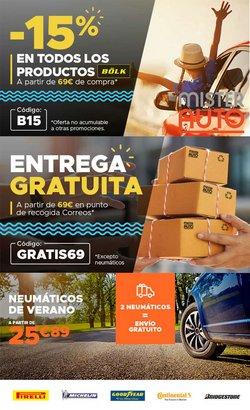 Ofertas de Coches, Motos y Recambios en el catálogo de Mister Auto ( 4 días más)