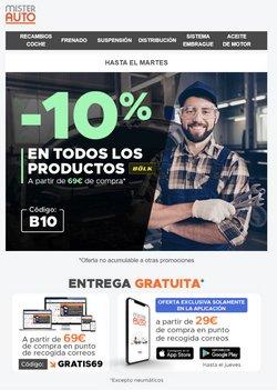 Ofertas de Coches, Motos y Recambios en el catálogo de Mister Auto ( Caduca hoy)