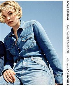 Ofertas de Gas Jeans  en el folleto de Valencia