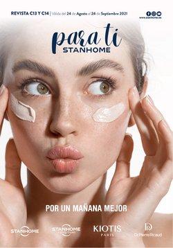 Ofertas de Perfumerías y Belleza en el catálogo de Stanhome ( Caduca mañana)